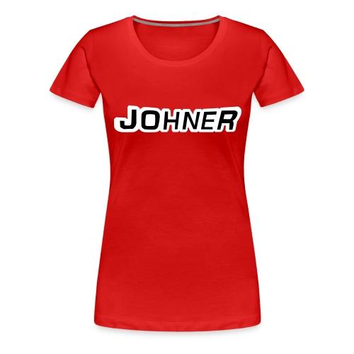 Johner-Shirt - Frauen Premium T-Shirt