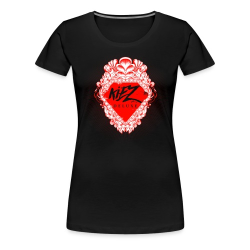 Kiez Rokoko - Frauen Premium T-Shirt