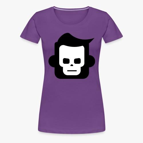 Xray Skull Boy - Dame premium T-shirt