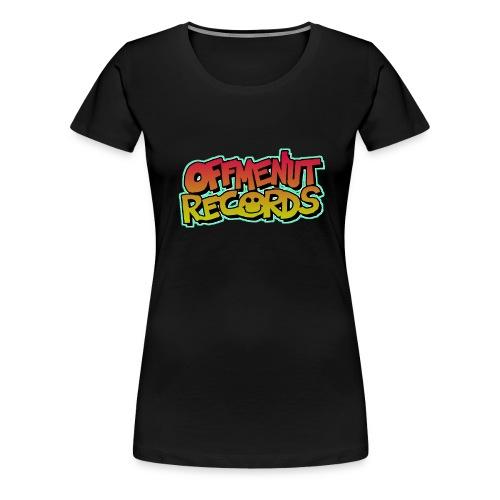 offmenutlogonew2 - Women's Premium T-Shirt