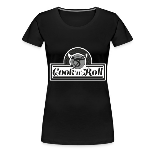 kogo cook n roll sehr gross png - Frauen Premium T-Shirt