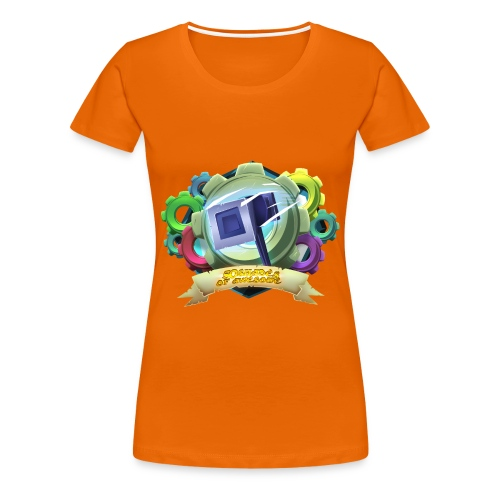 of Awesome! - Women's Premium T-Shirt