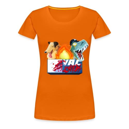 Evac-Crew - Women's Premium T-Shirt