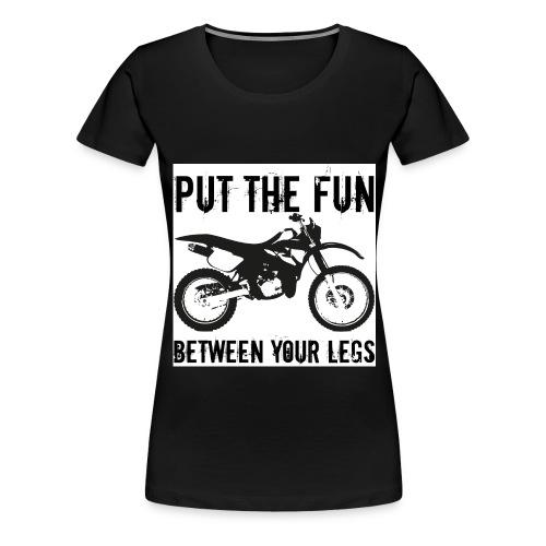 Dt 125 - Frauen Premium T-Shirt