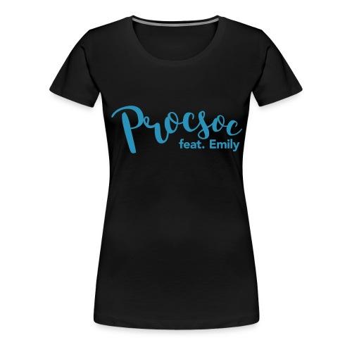 procsoc1 - Women's Premium T-Shirt
