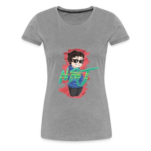 NBJ - Women's Premium T-Shirt