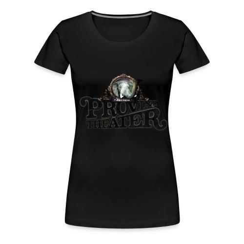 provinztheater - Frauen Premium T-Shirt