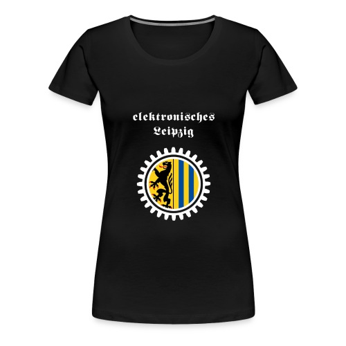 elekleipzig - Frauen Premium T-Shirt