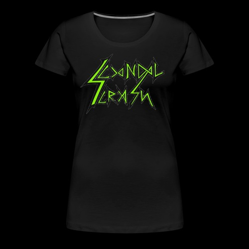 Scandal Crash 2 - T-shirt Premium Femme