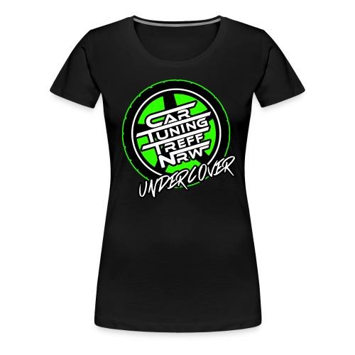 UNDERCOVER GREEN - Frauen Premium T-Shirt