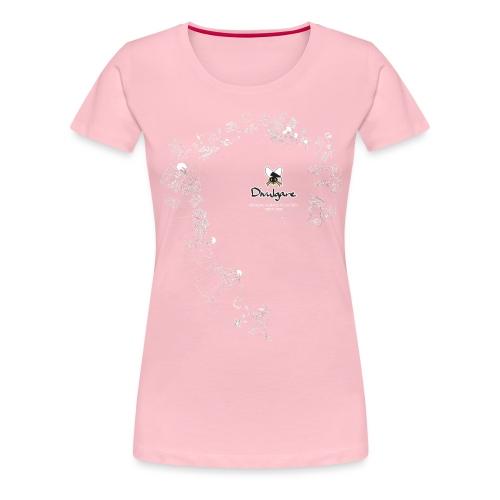 Divulgare 10º Aniversario - Camiseta premium mujer