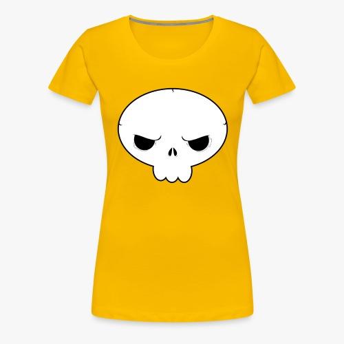 Skullie - Dame premium T-shirt