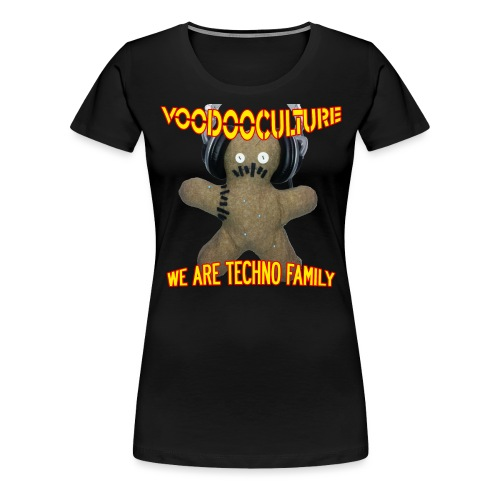 Voodooculture Shirt - Frauen Premium T-Shirt