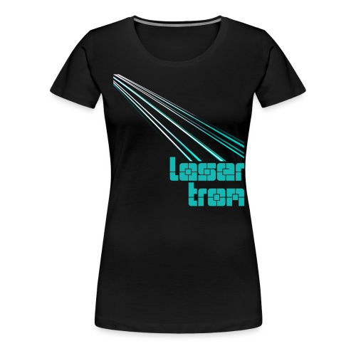 LASERTRON - Frauen Premium T-Shirt