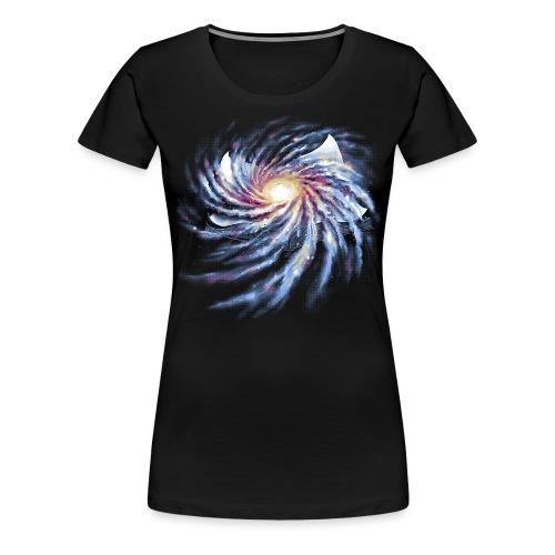Livre de L'Espace-Temps - Women's Premium T-Shirt