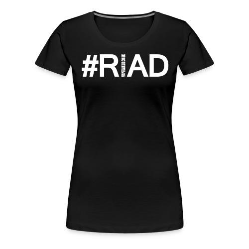 riad - Women's Premium T-Shirt