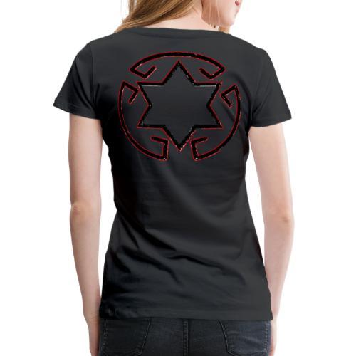 Starless - Premium-T-shirt dam