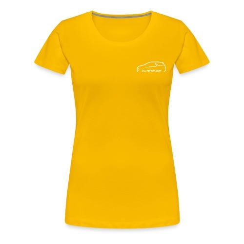 wb ds3 logo - Frauen Premium T-Shirt
