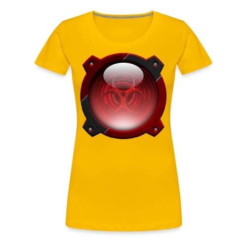 New Logo - Camiseta premium mujer