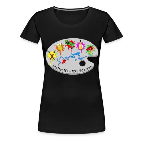 Maltreffen XXL Edersee - Frauen Premium T-Shirt
