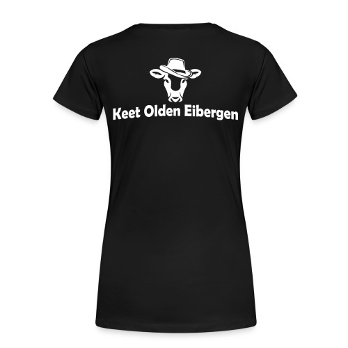 keet logo - Vrouwen Premium T-shirt