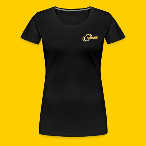 Image1 png - T-shirt Premium Femme