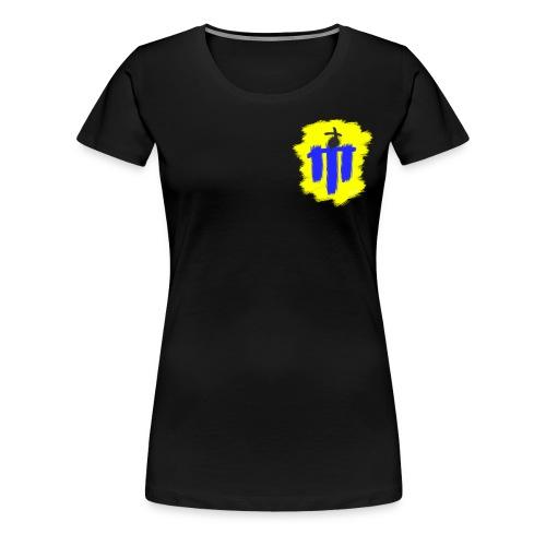 Hermannsburg 827 Wappen - Frauen Premium T-Shirt