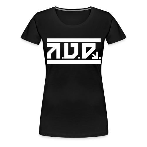Logo short - Frauen Premium T-Shirt