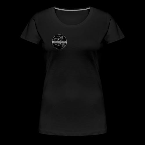 Wiesenjäger Elsteraue - Frauen Premium T-Shirt