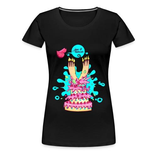 Joyeux Anniversaire - T-shirt Premium Femme