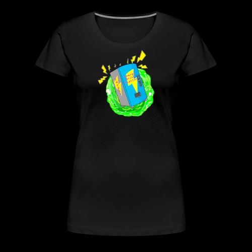 EnergyDrinkStation - Women's Premium T-Shirt