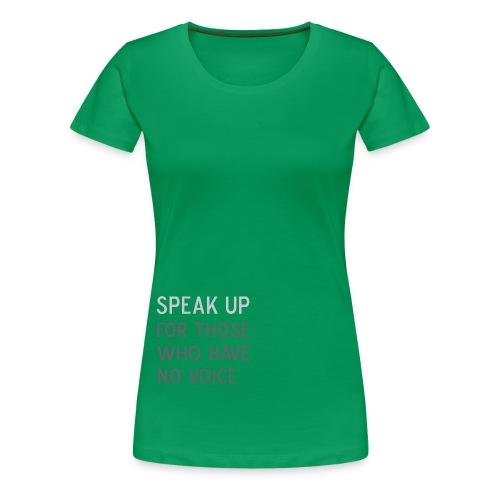 HandsLogo - Women's Premium T-Shirt