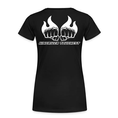 Kingriver Toughest - Premium-T-shirt dam