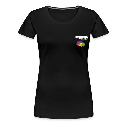 tanzart weiss neu - Frauen Premium T-Shirt