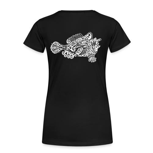 Little cute frogfish - Women's Premium T-Shirt