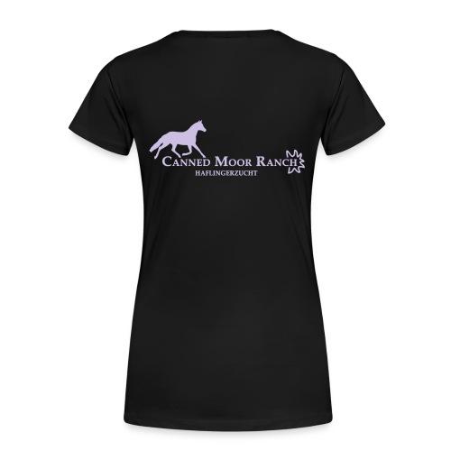 Logo_CMR_svg3F - Frauen Premium T-Shirt