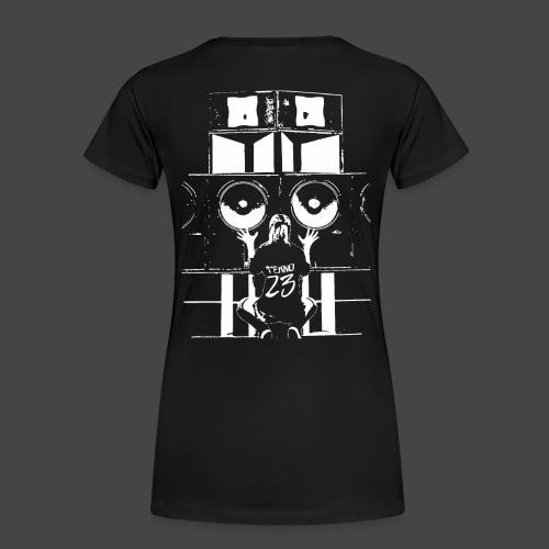 Système audio Tekno 23 - T-shirt Premium Femme