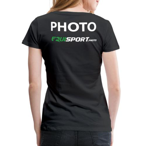 BIG PHOTO - Premium-T-shirt dam