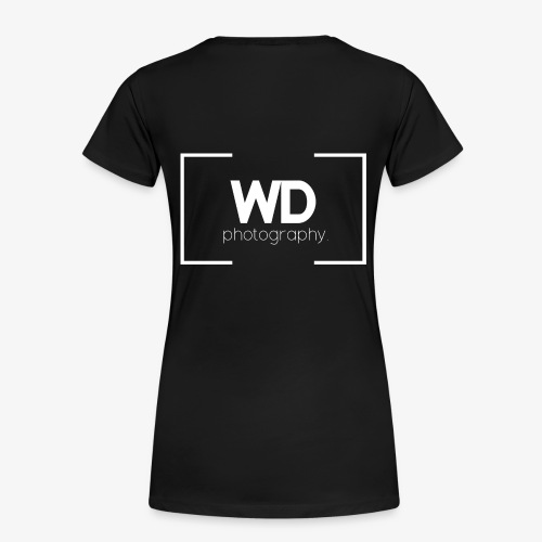 WD Photography - Vrouwen Premium T-shirt