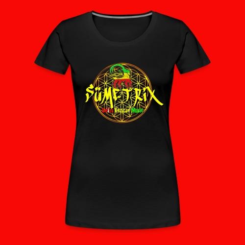 SÜEMTRIX FANSHOP - Frauen Premium T-Shirt