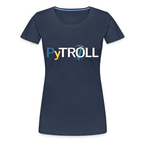 pytröll - Women's Premium T-Shirt