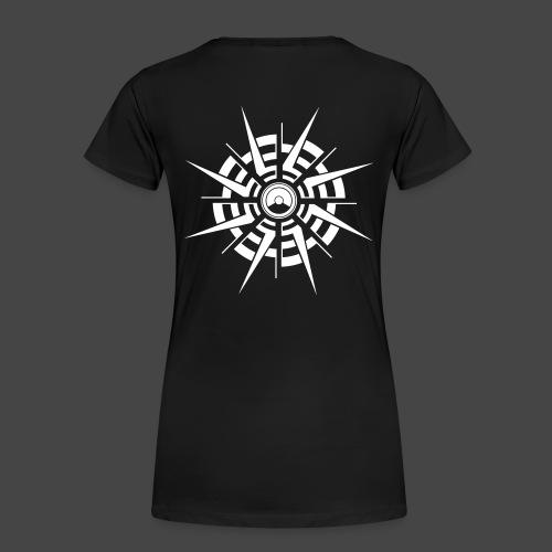 Spirale à 23 haut-parleurs - T-shirt Premium Femme