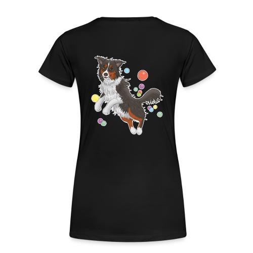 Australian Shepherd - Frauen Premium T-Shirt