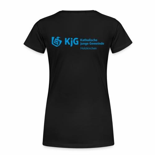 KjG Logo Holzkirchen - Frauen Premium T-Shirt