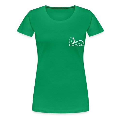 espritraitlogon - T-shirt Premium Femme