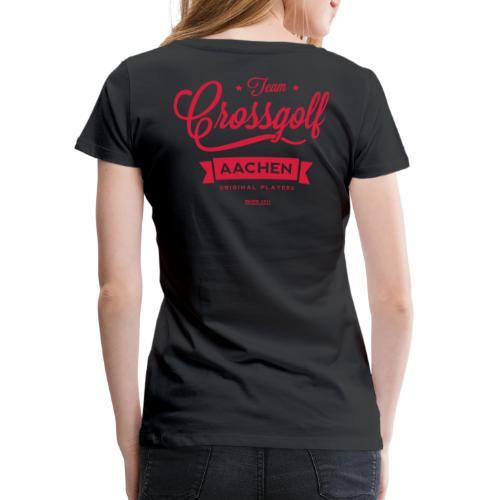CGA Logo 2014 - Frauen Premium T-Shirt