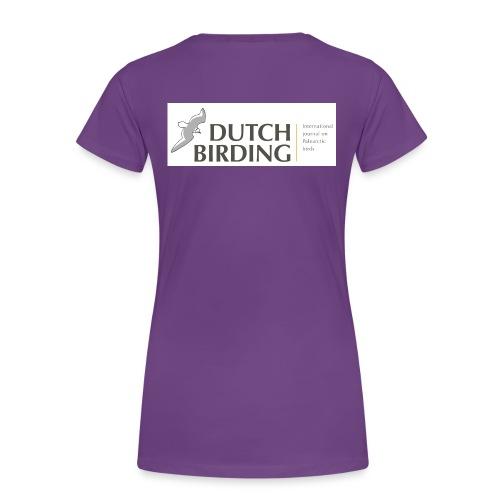 DB_logo_2016 - Vrouwen Premium T-shirt