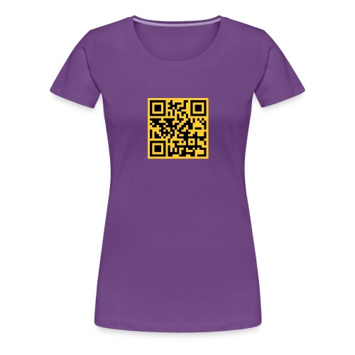 LogoMemme2 - Frauen Premium T-Shirt