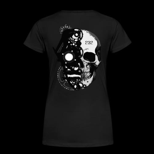 CNDMND SKULL - Women's Premium T-Shirt