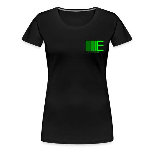 DieEifeljägerLogo5 2 png - Frauen Premium T-Shirt